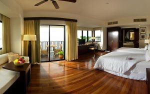 Double room in Golden Palm Tree
