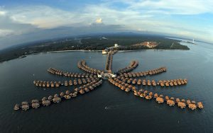 Golden Palm Tree resort